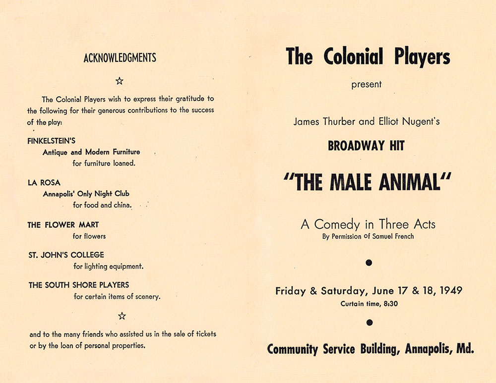 1949 06 the male animal 1